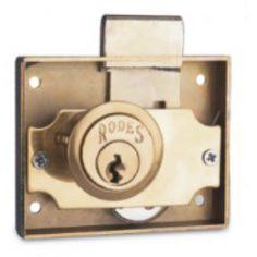 Fechadura para mobiliário modelo 756 de cilindro reversível