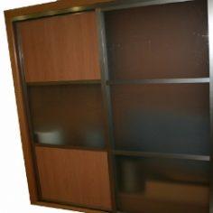 Perfil 10/16mm puxador para portas vidro/madeira