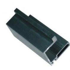 Barra de perfil puxador 16mm portas de madeira