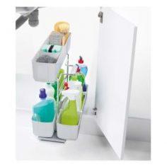 Porta detergentes de 30 cm para armários baixos