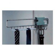 Suporte gravatas e cintos fixação lateral