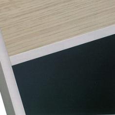 Perfil 10mm puxador portas de vidro/madeira
