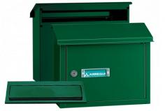 Caixa de correio interior com frente Maxi