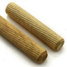 Espiga de madeira