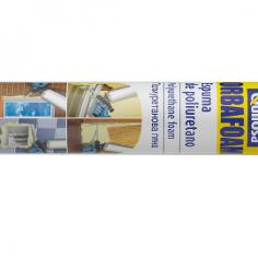 Espuma de poliuretano uso profissional