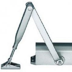 Mola de porta hidráulica reversível força 2, 3 e 4