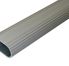 Perfil tubo oval eco