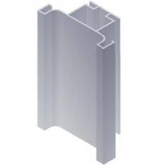 Perfil puxador para portas de cozinha 672-08 gola central