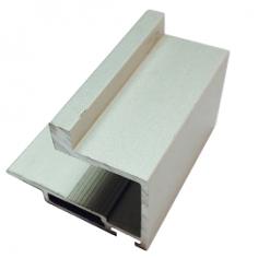 Perfil 16mm puxador portas de madeira
