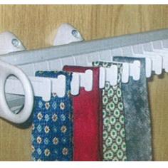 Suportes de gravatas/cintos extraível
