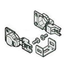União da dobradiça central para porta de roupeiro de fole