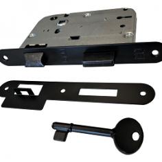 Fechadura CFR 719 reversível topos quadrados/redondos